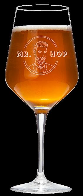 Bierglas geuzebier