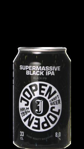 Jopen Supermassive Black IPA