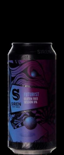 Siren Futurist Gluten Free Session IPA