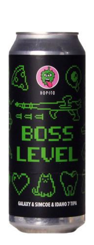 Hopito Boss Level