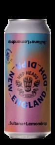 AleBrowar New England DDH DIPA Sultana + Lemondrop