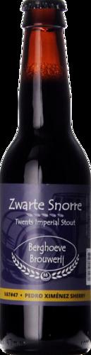 Berghoeve VAT#47 Zwarte Snorre Barrel Aged Pedro Ximenez Sherry