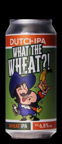 Dockum Dutch IPA What The Wheat