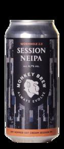 Monkey Brew Wormhole 2.0