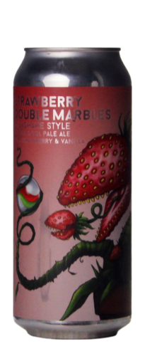 More Brewing Strawberry Double Marbles