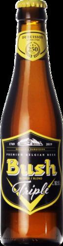 Brasserie Dubuisson Bush Triple Blond 10,5%