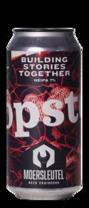De Moersleutel / Hopster Building Stories Together