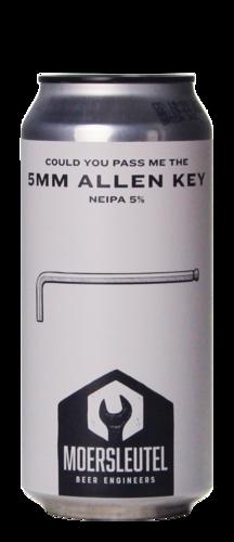 De Moersleutel Could You Pass Me The 5mm Allen Key
