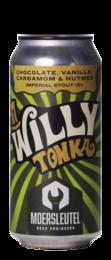 De Moersleutel Willy Tonka Chocolate Vanilla Cardamom and Nutmeg