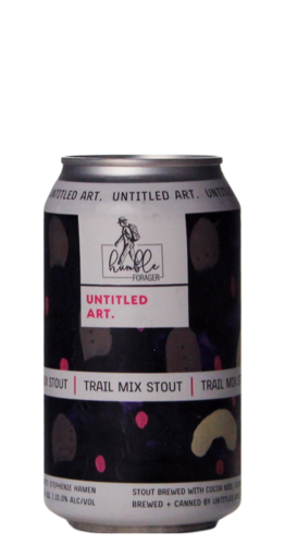 Untitled Art / Humble Forager Trail Mix Stout