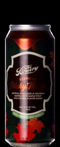 The Bruery Vermont Sticky Maple Blik