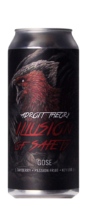 Adroit Theory   Illusion of Safety [Tayberry + Passion Fruit + Key Lime] (Ghost 948)