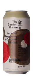The Garden Imperial Raspberry & Coconut Stout