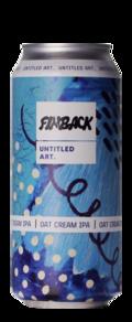 Untitled Art / Finback Oat Cream IPA V2