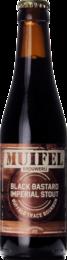 Muifel Vatgerijpt #2 Black Bastard Buffalo Trace Bourbon