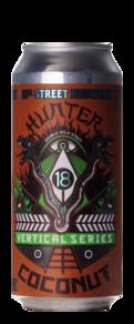 18th Street Brewery Hunter Coconut
