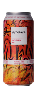 Untitled Art / Hop Culture Imperial Seltzer: Hurricane Seltzer
