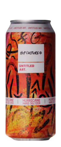 Untitled Art / Hop Culture Imperial Seltzer: Hurricane Seltzer