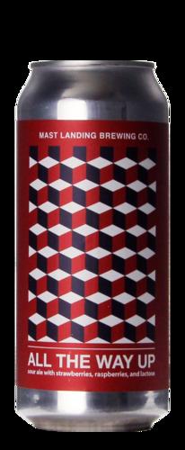 Mast Landing All The Way Up Strawberry / Raspberry