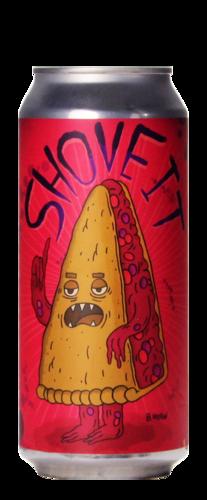The Brewing Projekt Raspberry Rhubarb Shove It