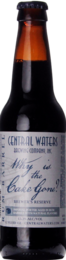 Central Waters Brewer's Reserve Why Is The Cake Gone?