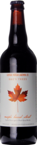 Central Waters Maple Barrel Stout
