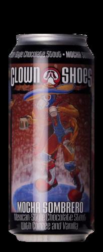 Clown Shoes Mocha Sombrero