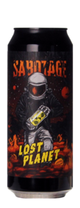 Sabotage Lost Planet: Mango, Mint & Passion Fruit