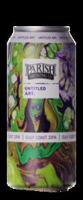 Untitled Art / Parish Brewing Gulf Coast IIPA