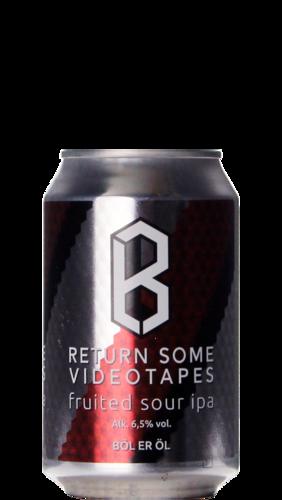 BÖL Brewing Return Some Videotapes