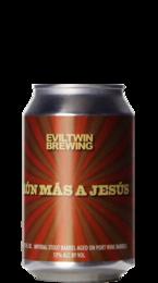 Evil Twin Aún Más A Jesús (Port Barrel Aged)