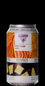 Untitled Art / Neon Raptor Bananas Foster Stout