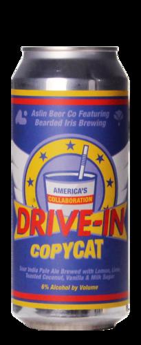Aslin / Bearded Iris Drive In Copycat