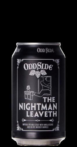 Odd Side Ales The Nightman Leaveth