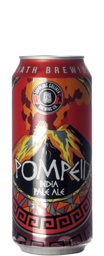 Toppling Goliath Pompeii