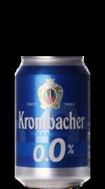 Krombacher 0,0% Pils Blik