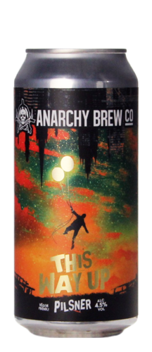 Anarchy Brew This Way Up