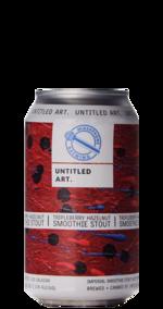 Untitled Art / Mikerphone TripleBerry Hazelnut Smoothie Stout