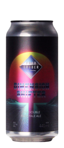 Frau Gruber Dimension Shifter