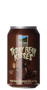 Upland Brewing Teddy Bear Kisses Willet BBA 2020
