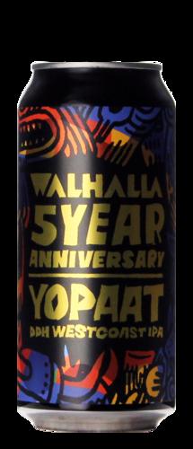 Walhalla Yopaat DDH West Coast IPA