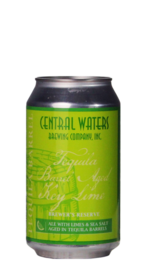 Central Waters Brewer's Reserve Tequila Barrel Aged Key Lime
