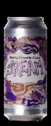 Burley Oak Berry Crumble Cake JREAM