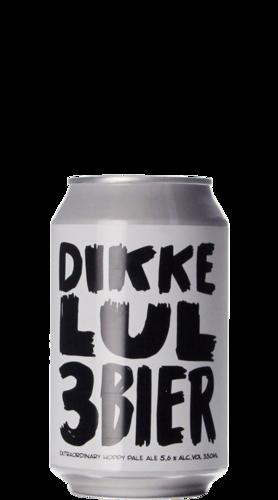 Het Uiltje Dikke Lul 3 Bier! Blik