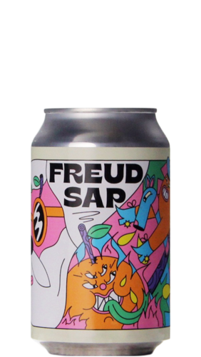 Dok Brewing Company Freudsap