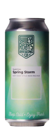 Wiley Roots Swatches: Spring Storm
