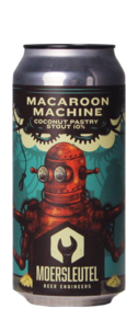 De Moersleutel Macaroon Machine