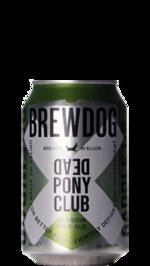 Brewdog Dead Pony Club Pale Ale Blik