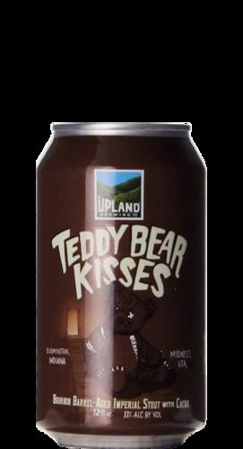 Upland Brewing Bourbon BA Teddy Bear Kisses