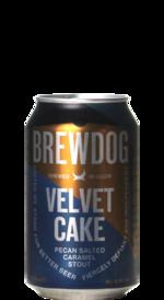 Brewdog Velvet Cake